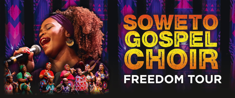 Soweto Gospel Choir - Freedom